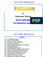 ISO TS Awareness(1)