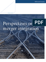 775084 Merger Management Article Compendium