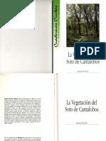 Vegetación del Soto de Cantalobos - Javier Puente Cabeza
