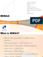 Wimax What is Wimax Wimax Forum307