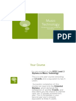 Intro to Music Technology