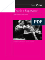 What is a Supervisor