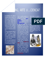 Marketing Arte o Ciencia (William Rondon)