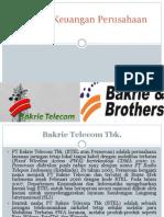 Analisa Keuangan Perusahaan Bakrie Group