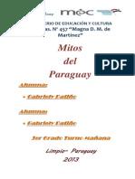 Mitos Paraguay