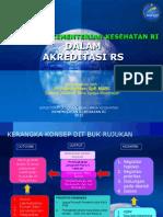 Kebijakan Akreditasi RS