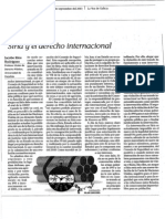 Siria y el Derecho Internacional - Jacobo Rios - La Voz de Galicia.pdf