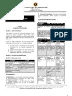 Ateneo 2007 Civil Procedure