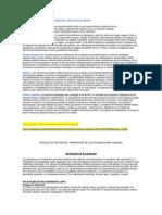 Obtención y fabricación del polimeros