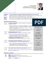 Cv Eric de Tourris 1307 pdf