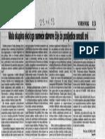 Catic (1998)- Vjesnik, 28-01-1998