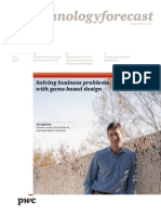 Techforecast 2012 Issue 3