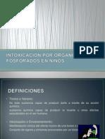 Intoxicacion Organos Fosforados