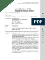 43672268 Clinical Endocannabinoid Deficiency CECD Russo