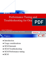 Velikanovs - Performance Tuning and Troubleshooting for Oracle OC4J (Slides - Long Version)