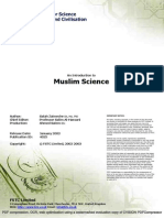 Islam Science Throughout History