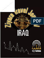 Ziyara Travel Journal - Iraq