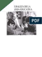 naturaleza de la psicología educativa