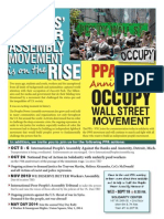 Peoples Power Assembly salutes 2nd anniversary of Occupy Wall Street