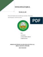 Makalah Muhammad Iqbal - Copy