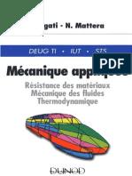 mecaniqueappliqueeresistancedesmateriaux