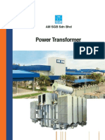 AMSGB Power Transformer Brochure (Final 27.05.2010)[1]