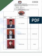 PDIP DAPIL 1
