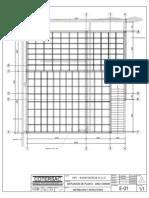 Plano Modelo Sin Metrados