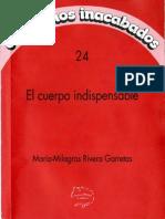 El Cuerpo Indispensable Cuadernos_inacabados