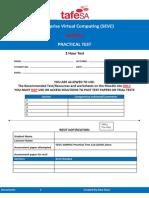 5EVC SAMPLE Practical Test 121120303