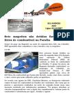 Sete suspeitos são detidos furtando 660 litros de combustível na Paraíba