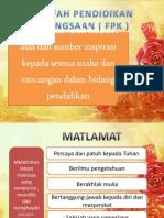 Peta Minda Fpk
