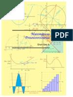 matematicas preuniversitarias