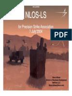 Llc for Precision Strike 7 July 04