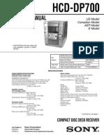 HCD-DP700