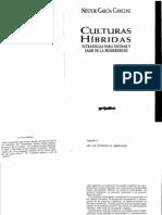 Culturas Hibridas - Garcia Canclini, Nestor.pdf