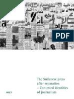 Sudanese Press After Separation Deckert