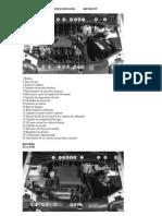 Renault Clio Componentes Inyeccion Motor d7f