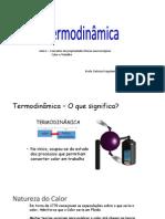 Aula 1 - Termodinamica