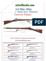 Civil War Rifles Current Values