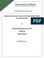Project Management Coursework