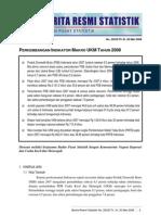 Berita Resmi Statistik Ukm Bps 2008