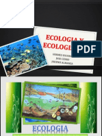 Ecologia y Ecologismo Expo