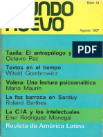Mundo Nuevo 14 (1967)