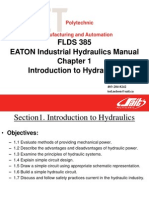 1- FLDS 385 Chapter 1 Intro to Hydraulics