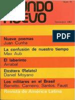 Mundo Nuevo 15 (1967)