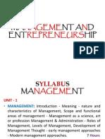 12952188 Management and Entrepreneurship Unit 1