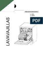 Fagor - Lavavajillas - Lj-064