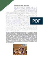 HISTORIA DEL VOLEY EN EL PERÚ