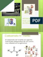 Intoxicaciones Por Carbamatos